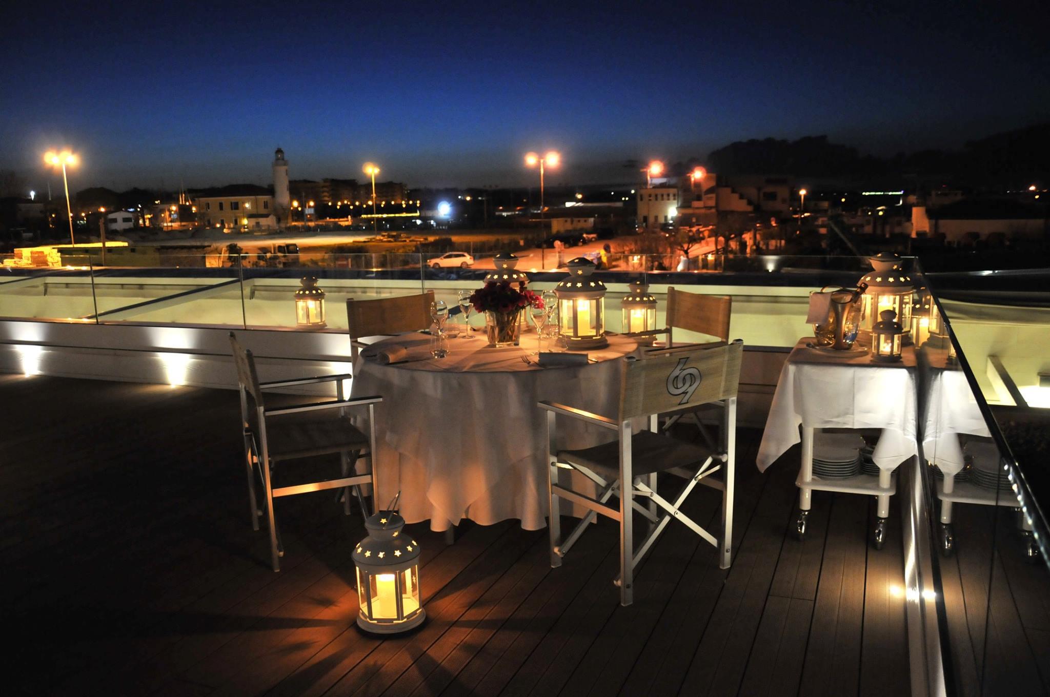 Offerta speciale cena notte rosa al riviera cesenatico tippest