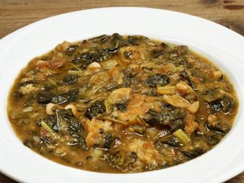 Ribollita... piatto tipico, molto conosciuto della tradizione ...