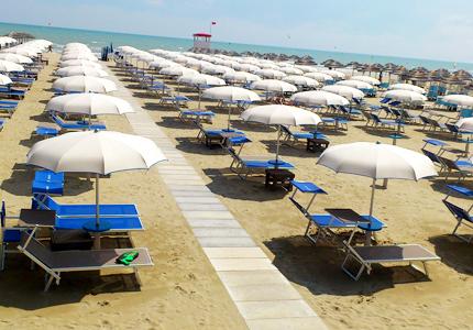 Offerta Lettino Giornaliero Al Bagno 2 A Rimini Tippest
